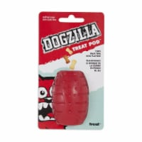 Dogzilla Small Treat Pod Toy