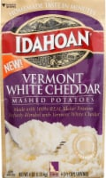 Idahoan Vermont White Cheddar Mashed Potatoes