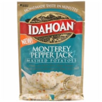 Idahoan Monterey Pepperjack Mashed Potatoes