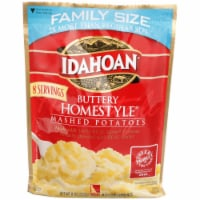 Idahoan Buttery Homestyle Instant Mashed Potatoes Family Size