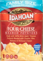 Idahoan Four Cheese Mashed Potatoes
