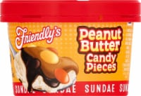 Friendly's Reese's Pieces Sundae Cup
