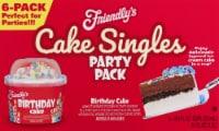 Friendly's Birthday Cake