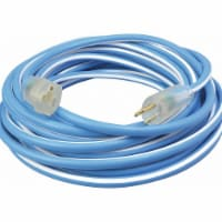 Southwire Extension Cord,12 AWG,125VAC,25 ft. L - 1
