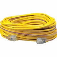 Southwire Extension Cord,12 AWG,125VAC,100 ft. L - 1