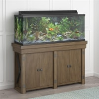 Wildwood 55 Gallon Aquarium Stand, Rustic Gray
