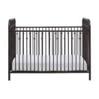 Monarch Hill Ivy Bronze Metal Baby Crib