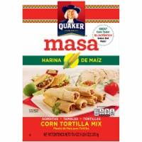 Quaker Corn Tortilla Mix Masa Harina de Maiz