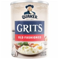 Quaker Old Fashioned Grits Breakfast