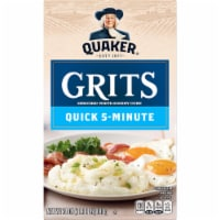 Quaker Quick 5-Minute Instant Grits