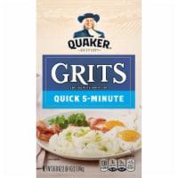 Quaker Quick 5-Minute Grits