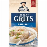 Quaker Original Instant Grits Breakfast 12 Count