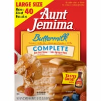 Aunt Jemima Complete Buttermilk and Waffle Pancake Mix