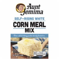 Aunt Jemima White Corn Meal Self Rising Flour For Baking