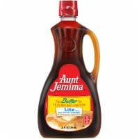 Aunt Jemima Butter Flavored Lite Syrup