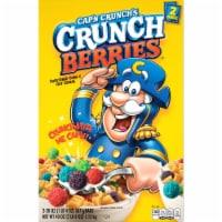 Cap'N Crunch Crunchberries Cap'N Crunch Breakfast Cereal - 2 ct / 20 oz