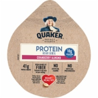 Quaker Cranberry Almond Instant Oatmeal Express Cup, 2. 18 Ounce -- 12 per case. - 5