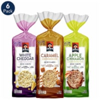 Quaker Rice Cakes Variety Pack