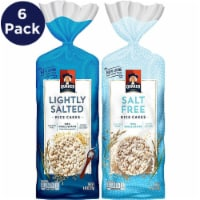 Quaker Rice Crisps Sweet Mix Variety Pack