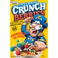 Cap'N Crunch's Crunchberries Sweetened Corn & Oat Cereal