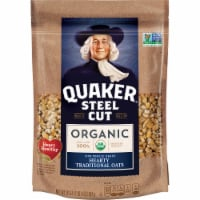 Quaker Steel Cut Standard Oatmeal