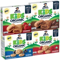 Quaker Kids Organic Whole Grain Bars & Bites Variety Pack