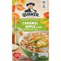 Quaker Caramel Apple Instant Oatmeal - 8 ct / 1.41 oz