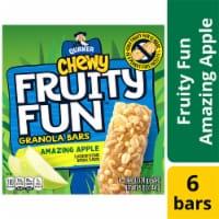 Quaker Chewy Fruity Fun Amazing Apple Granola Bars