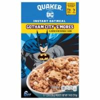 Quaker® S'mores Instant Oatmeal - 6 ct / 1.23 oz