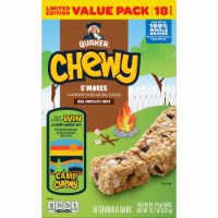 Quaker® Chewy Limited Edition S'mores Granola Bars Value Pack