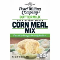 Pearl Milling Company Self Rising White Buttermilk Corn Meal Mix - 5 lb