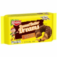 Keebler Peanut Butter Dreams Fudge Cookies