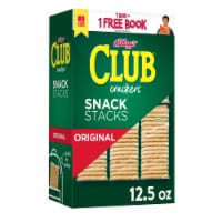 Club Crackers Original Snack Stacks