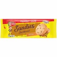 Keebler Sandies Pecan Shortbread Cookies Family Size