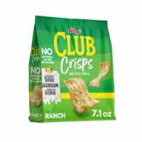 Club Crisps Ranch Crackers