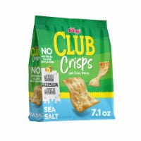 Club Crisps Sea Salt Crackers