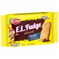 Keebler E.L.Fudge Double Stuffed Elfwich Cookies