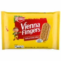 Keebler Vienna Fingers Vanilla Creme Filled Cookies