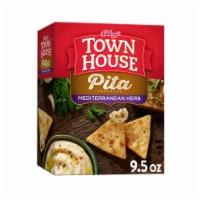 Town House Pita Crackers Mediterranean Herb