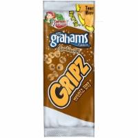Keebler Gripz Chocolate Chip Graham Cracker, 0.95 Ounce -- 150 per case. - 150-.95 OUNCE