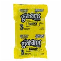 Keebler Honey Graham Cracker with Calcium, 0.78 Ounce -- 150 per case. - 150-.78 OUNCE