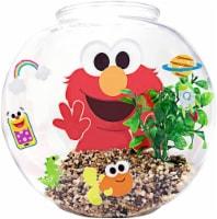 Penn-Plax Officially Licensed Sesame Street Elmo's World Fish Bowl Kit - 1 each