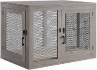 Penn-Plax Modern and Sophisticated Dog Crate – Designed as an End Table or Night Stand - 1 each