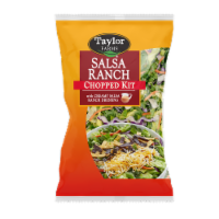 Taylor Farms Salsa Ranch Chopped Kit