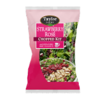 Taylor Farms Strawberry Rose Chopped Salad Kit