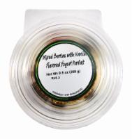 Mixed Berries with Vanilla Flavored Yogurt Parfait