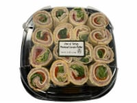 Taylor Farms Ham & Turkey Pinwheel Combo Platter - 43 oz