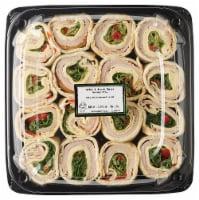 Taylor Farms Honey Turkey & Havarti Cheese Pinwheel Tray - 43 oz