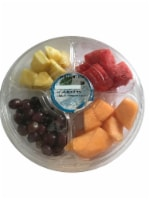 Taylor Farms Small Fruit Tray with Dip