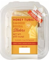 Taylor Farms Grab & Go Honey Turkey & Smoked Gouda Sliders